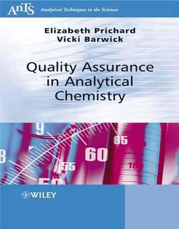 دانلود کتاب تضمین کیفیت در شیمی تجزیه Elizabeth Prichard