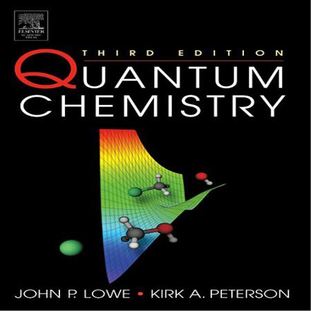 دانلود کتاب شیمی کوانتوم پترسون ویرایش 3 Quantum Chemistry