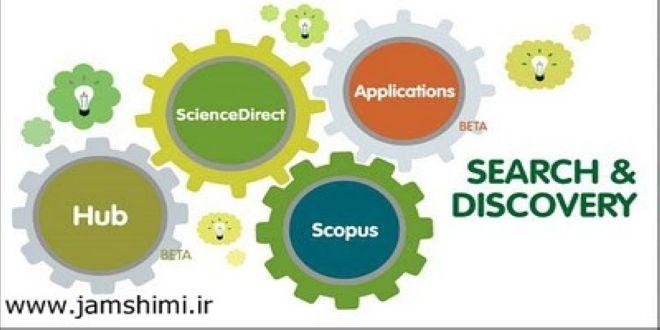 آموزش دانلود و جستجوی مقاله از سایت sciencedirect