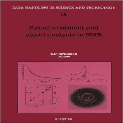 کتاب تجزیه و تحلیل پیک ها در NMR ویرایش 1 Signal Analysis in NMR
