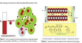 دانلود مقاله شیمی معدنی Solar Energy ConWersion by Dye-Sensitized PhotoWoltaic Cells
