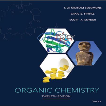 دانلود Organic Chemistry Solomons 12th edition کتاب شیمی آلی سولومونز ویرایش 12