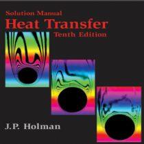 دانلود حل المسائل و تمرین انتقال حرارت هولمن ویرایش 10