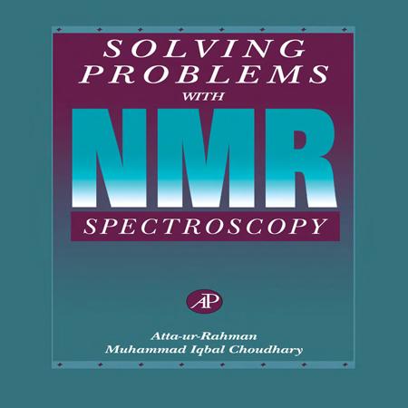 دانلود کتاب حل مسائل با طیف سنجی NMR تالیف Atta-ur-Rahman