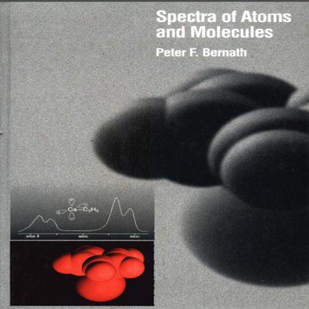 دانلود کتاب طیف اتم ها و مولکول ها ویرایش 1 Peter F. Bernath