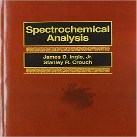 دانلود کتاب شیمی تجزیه اسپکتروشیمیایی اینگل ویرایش 6