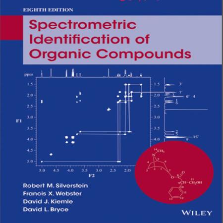 دانلود کتاب اسپکتروسکوپی و طیف سنجی شناسایی ترکیبات آلی سیلور اشتاین ویرایش هشتم