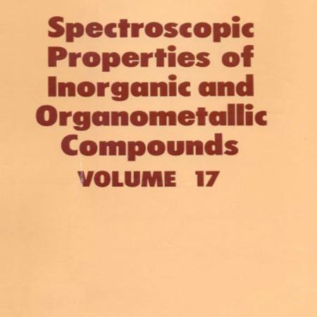 دانلود کتاب طیف سنجی شیمی معدنی و آلی فلزی ابسورث و دیویدسون