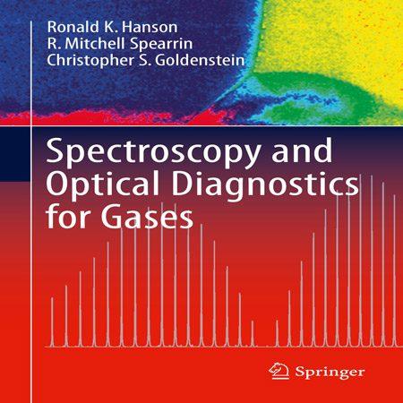 دانلود کتاب طیف سنجی و تشخیص نوری برای گازها ویرایش 1 Ronald K. Hanson