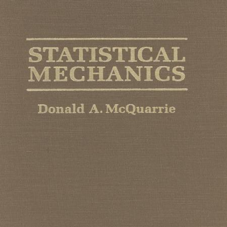 دانلود کتاب مکانیک آماری مک کواری ویرایش 1 Statistical Mechanics