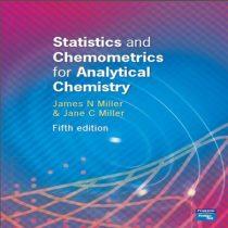 دانلود کتاب کمومتریکس و آمار برای شیمی تجزیه ویرایش 5