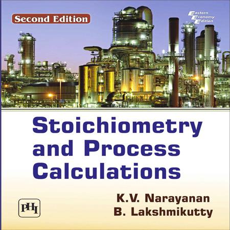 کتاب استوکیومتری و محاسبات فرایند ویرایش 2 دوم Narayanan