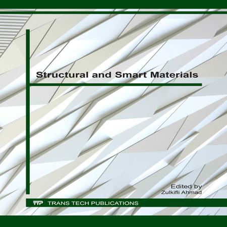 دانلود کتاب مواد ساختاری و هوشمند Zulkifli Ahmad