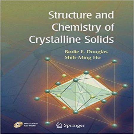 دانلود کتاب ساختار و شیمی جامدهای بلورین Bodie Douglas