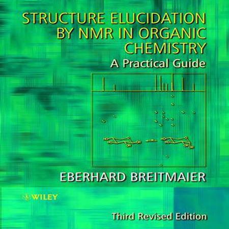 دانلود کتاب توضیح ساختار توسط NMR در شیمی آلی ویرایش 3 + حل المسائل