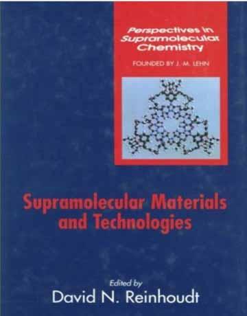 دانلود کتاب مواد سوپرامولکولی و تکنولوژی David N. Reinhoudt