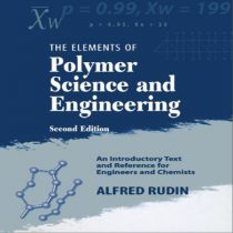 دانلود کتاب The Elements of Polymer Science and Engineering 2th edition