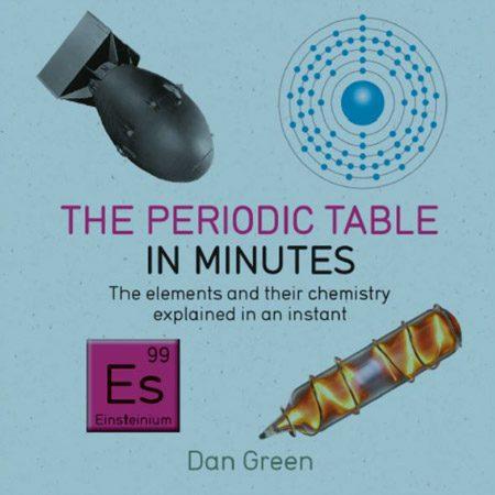 دانلود کتاب جدول تناوبی در دقیقه Dan Green