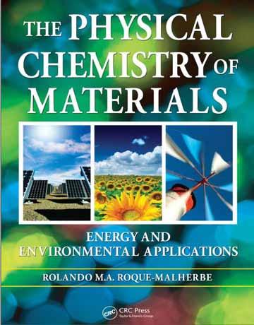 دانلود کتاب شیمی فیزیک مواد: کاربردهای انرژی و محیط زیست Roque-Malherbe