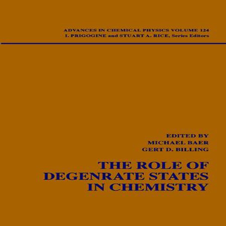 The Role of Degenerate States in Chemistry Volume 124 کتاب بیوشیمی