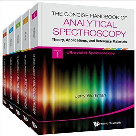 دانلود هندبوک طیف سنجی شیمی تجزیه: تئوری، کاربرد و مواد مرجع در 5 جلد Jerry Workman