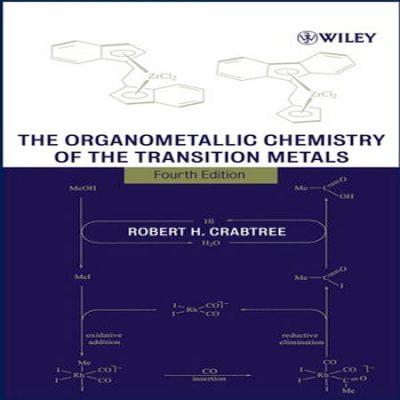 دانلود The Organometallic Chemistry of the Transition Metals کتاب آلی فلزی کرب تیری