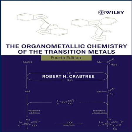 دانلود The Organometallic Chemistry of the Transition Metals کتاب آلی فلزی کرب تیری
