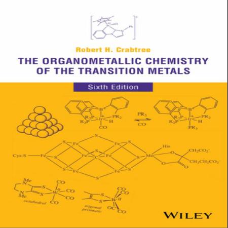 دانلود کتاب شیمی آلی فلزی فلزات واسطه کرب تیری ویرایش 6