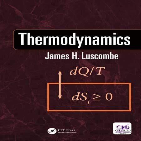 دانلود کتاب ترمودینامیک James Luscombe چاپ 2018