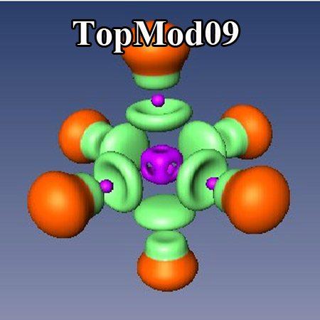 دانلود TopMod09 نرم افزار شیمی آنالیز توابع محلی سازی الکترونی ELF + راهنمای نصب فارسی