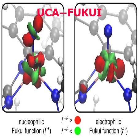 دانلود UCA-FUKUI 1.0 نرم افزار شیمی محاسبات ایندکس فوکویی مولکول ها