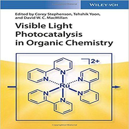 کتاب فوتوکاتالیز نور مرئی در شیمی آلی Stephenson