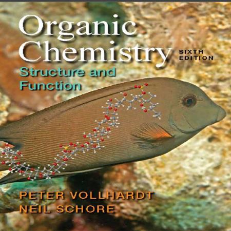 دانلود کتاب شیمی آلی ولهارد ویرایش 6