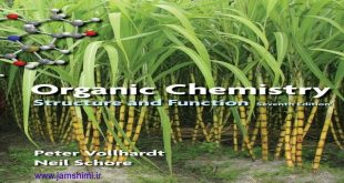 دانلود کتاب شیمی آلی ولهارد ویرایش هفتم Vollhardt Organic Chemistry 7ed