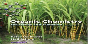 دانلود کتاب شیمی آلی ولهارد ویرایش هفتم Vollhardt Organic Chemistry 7eh