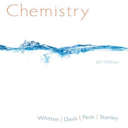 دانلود کتاب شیمی عمومی ویتن ویرایش 10