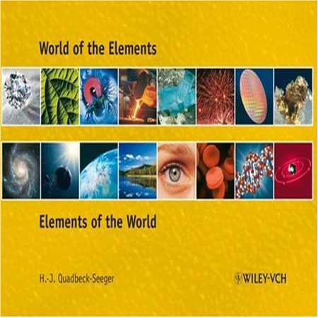 دانلود کتاب جهان عناصر: عناصر جهان Quadbeck-Seeger