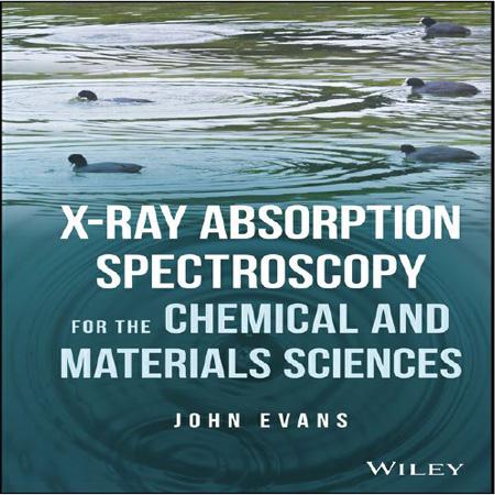 کتاب طیف سنجی جذب اشعه ایکس برای علوم شیمی و مواد John Evans