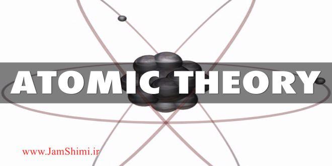 دانلود پاورپوینت شیمی با موضوع Atomic theory