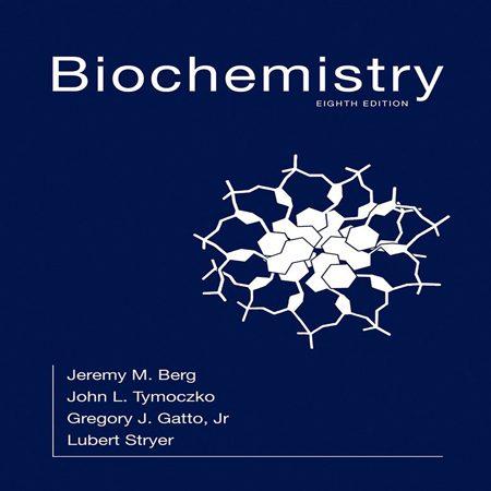 دانلود کتاب Biochemistry بیوشیمی استرایر ویرایش 8 هشتم 2015