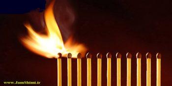 آزمایش استخراج آهن با کبریت و نکات مهم آن