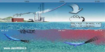 جلوگیری از اسیدی شدن آب اقیانوس ها با یک فرایند الکترو ژئوشیمیایی