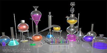 دانلود محاسبات گزارش کارهای آزمایشگاه شیمی صنعتی مهندسی شیمی