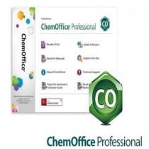 دانلود ChemOffice Professional 16.0 نرم افزار رسم و طراحی فرمول ترکیبات شیمی