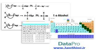 دانلود DataPro 10.0 نرم افزار حل مسائل و محاسبات شیمی