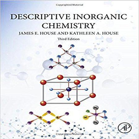 دانلود کتاب شیمی معدنی توصیفی جیمز هوس ویرایش 3 سوم چاپ 2016