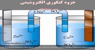 دانلود جزوه کنکوری الکتروشیمی شیمی پیش دانشگاهی فصل 4