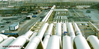 دانلود جزوه فراوری و انتقال گاز طبیعی مهندسی شیمی