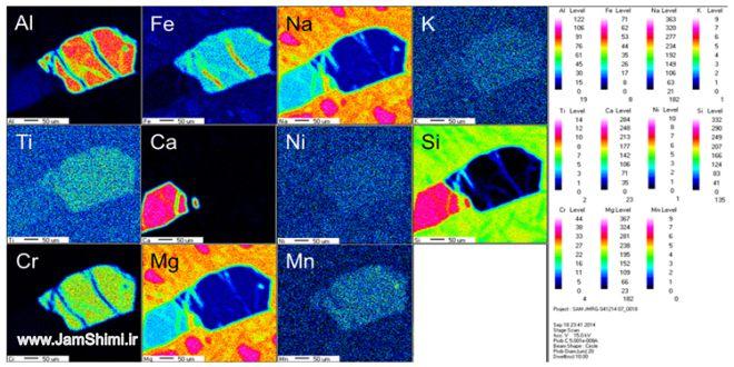 دانلود جزوه ميكروآناليز پروب اتمی EPMA روش های نوین مطالعه مواد دانشگاه صنعتی شریف