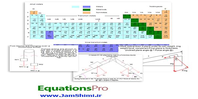 دانلود EquationsPro 10.0 نرم افزار مهندسی شیمی و حل معادلات ریاضی
